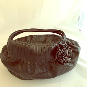 American Eagle Hobo Purse with rose